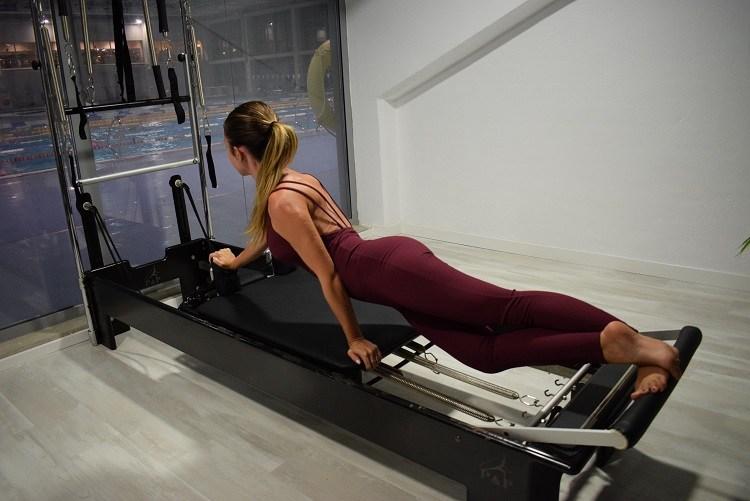 pilates en máquina malaga